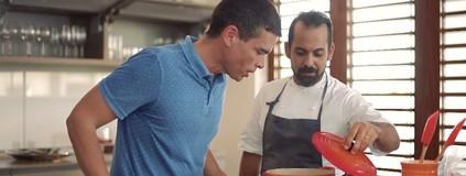 Tempo de Trinta fala sobre a  gastronomia na TV paraibana
