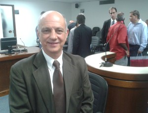 Mauro Chidid, advogado do America (Foto: Marcos Paulo Rebelo)