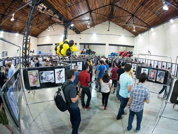 Salão de Humor de Piracicaba fica aberto para visitação até domingo (Foto: Dirso Barelli/Salão de Humor)