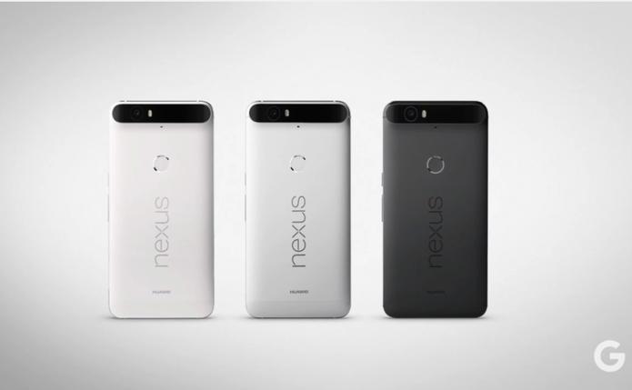 Google Nexus 6P estará disponível em alguns países nesta terça, mas Brasil ficou ficou de fora (Foto: Reprodução/Google)