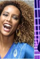 Taís Araújo comemora vitória de Raissa Santana no Miss Brasil 2016