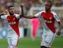 Com gol de Boschilia, Monaco bate Nantes e cola na liderança do Francês