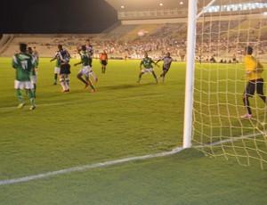 Botafogo e miramar pelo Campeonato Paraibano, no Estádio Almeidão (Foto: Amauri Aquino / GloboEsporte.com)