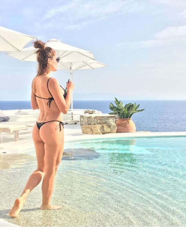 Flávia Alessandra  (Foto: Reprodução / Instagram)