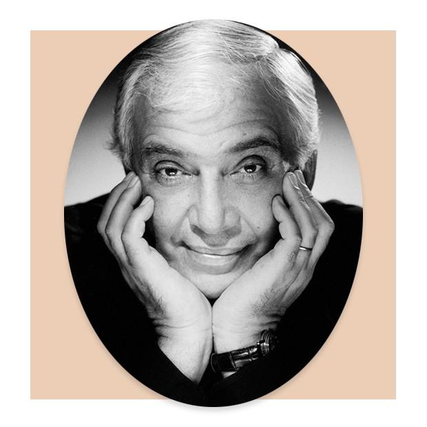 Retrato de Alberto Pinto (Foto: Jacques Pépion, Harcourt e Divulgação)