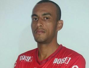 Diego Silva - meia do América-RN (Foto: Canindé Pereira/América FC)