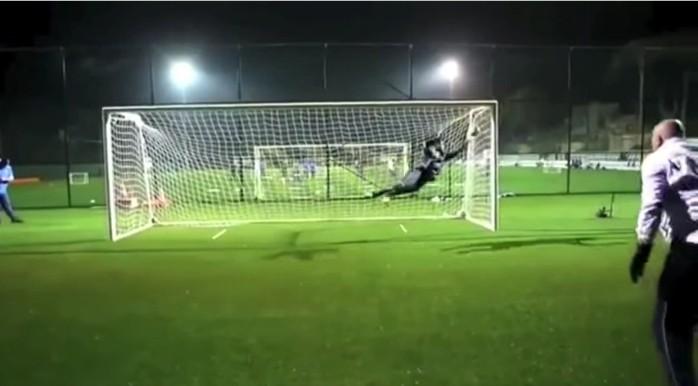Volkan Demirel treino Fenerbahçe