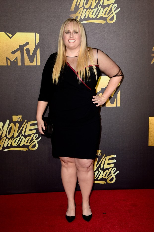 Rebel Wilson (Foto: Frazer Harrison / GETTY IMAGES NORTH AMERICA / AFP)