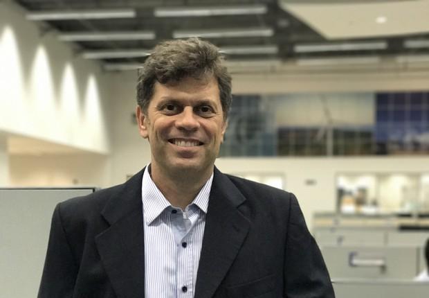 Carlos Bassi, líder do time de Soluções Digitais para Energia Renovável da GE (Foto: GE)
