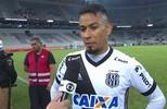 Artilheiro do Brasileirão, Lucca agradece companheiros de time e família
