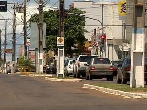 Impacto poderá prejudicar vários tipos de comércio em Presidente Epitácio (Foto: Reprodução/TV Fronteira)