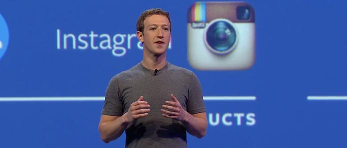 Zuckerberg apresentou os grandes planos do Facebook para os próximos 10 anos (Foto: Reprodução)