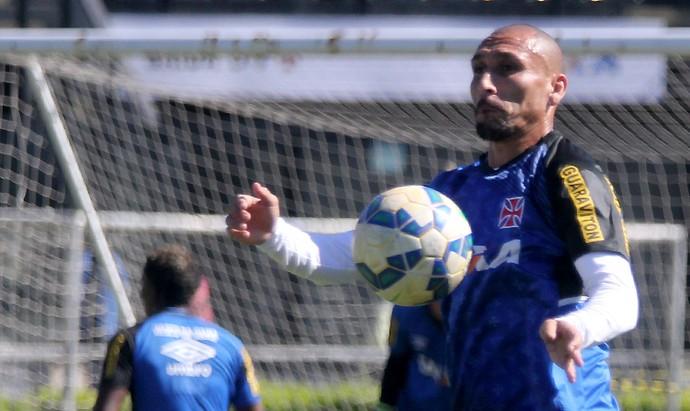 Guinazu treino Vasco (Foto: Paulo Fernandes/Vasco.com.br)