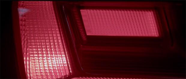 Volkswagen mostra lanterna do novo Gol em teaser (Foto: Reprodução)