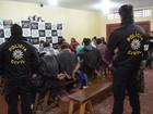 Operação mobiliza 200 policiais contra o tráfico de drogas em Soledade, RS