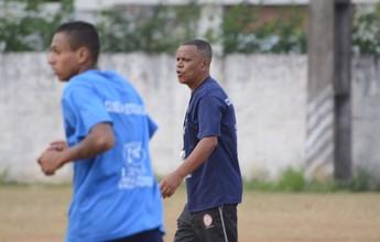 Em busca de evolução, Edinho Poá promove reservas no Atlético Mogi