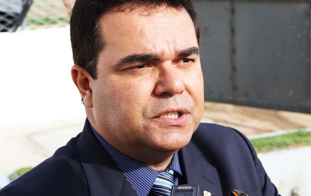 Eduardo Medeiros, presidento do Treze (Foto: Magnus Menezes / Jornal da Paraíba)