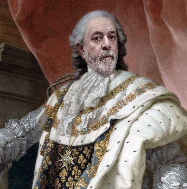 Rei Lula (Foto: Arte Antonio Lucena )