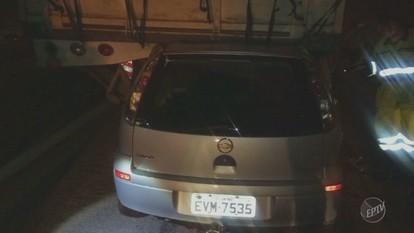 Acidente mata quatro pessoas na Rodovia Santos Dumont, em Campinas