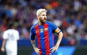 """Bauza encara """"missão Messi"""" de peito aberto: """"Não vou convencer ninguém"""""""