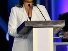 Candidata a presidente do Peru, Keiko Fujimori diz que não dará golpe