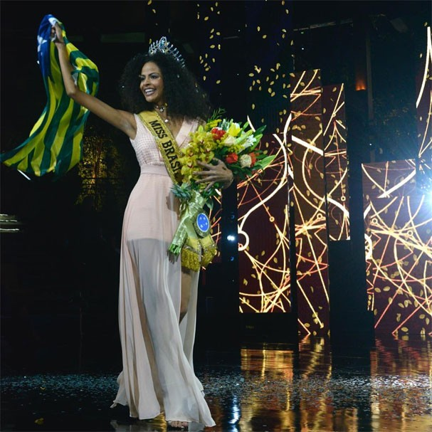 Miss Brasil Monalysa Alcântara (Foto: Reprodução/Instagram)