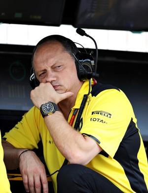 Frederic Vasseur, Renault, F1 (Foto: Getty Images)