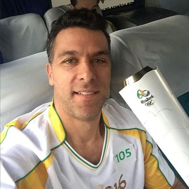Marcelinho do vôlei (Foto: Reprodução/Instagram)