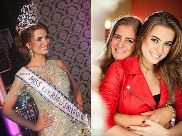 Rayanne Morais, noiva do cantor Latino e Miss Rio de Janeiro (Foto: Arquivo Pessoal)