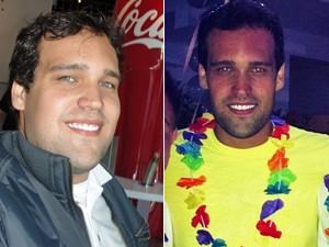 Jonas teve que mudar o estilo de vida para perder peso que ganhou no último ano de faculdade (Foto: Arquivo pessoal)