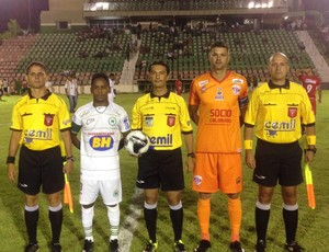 Mamoré, Uberaba Sport, Módulo 2 (Foto: Divulgação/FMF)