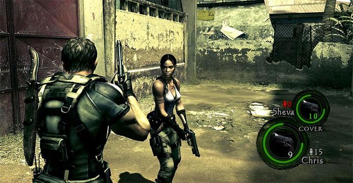 Resident Evil 5 (Foto: Divulgação)