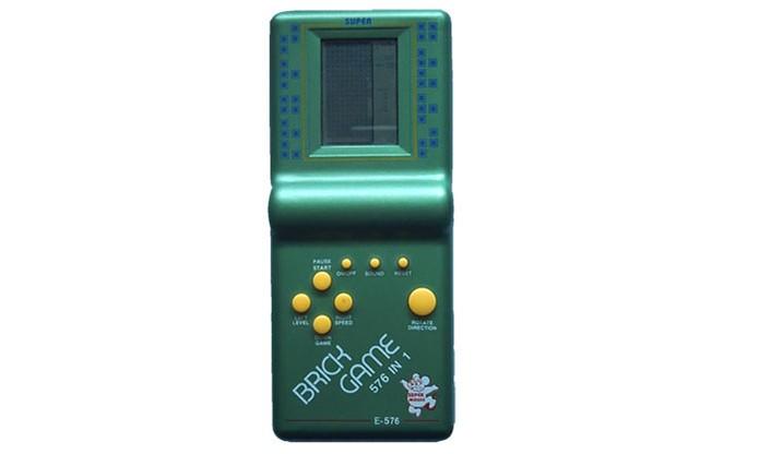 Brink Game era um videogame portátil com preço mais barato (Foto: Divulgação/BrinkGame)