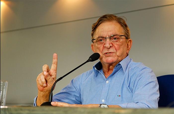 Fábio Koff, presidente do Grêmio