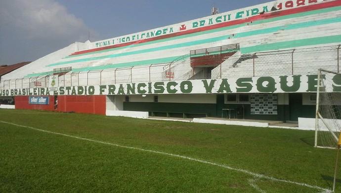 estádio tuna luso (Foto: Arquivo/ Andrei Hidrogênio)