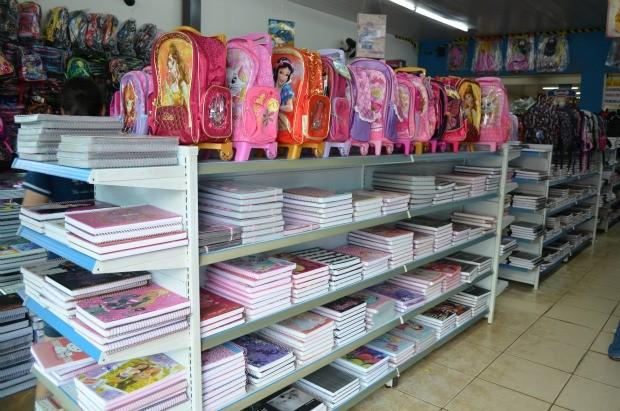 Argila Artesanato Onde Comprar ~ G1 Na lista de material escolar, mochilas sofreram maior