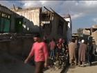 Mais de 260 pessoas morrem em terremoto no sul da Ásia