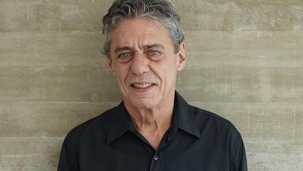 O cantor e compositor Chico Buarque (Foto: Divulgação)