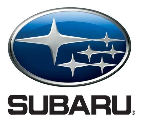 Subaru - logo (Foto: Arquivo)