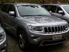 Primeiras impressões: Jeep Grand Cherokee Limited diesel 2014