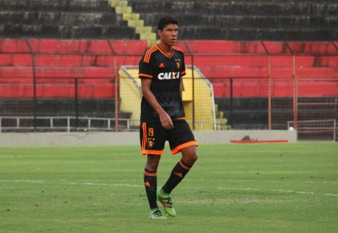 Wallace Sport (Foto: Williams Aguiar/Sport Recife)