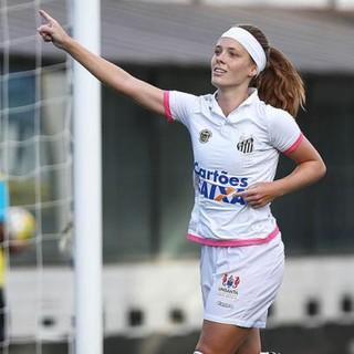 d2d8590af9 Santos bate Ponte Preta pelo Brasileiro de Futebol Feminino