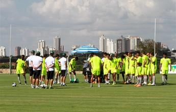 Pressionado, Goiás se apronta para final do Goianão contra o Anápolis