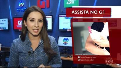 Confira o Direto do G1 Sorocaba e Jundiaí desta quinta-feira