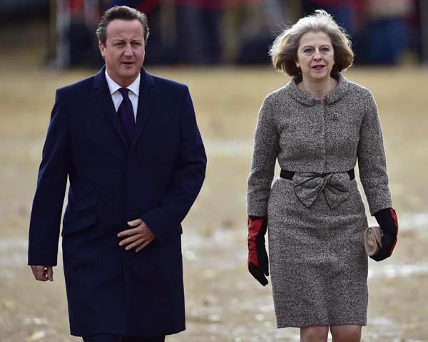 Theresa May, atual secretária do Interior, assumirá como premiê do Reino Unido, após renúncia de David Cameron (Foto: Getty Images)