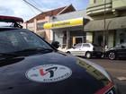 Polícia investiga tentativa de furto em agência bancária de Álvares Machado