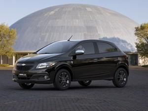 Chevrolet Onix Seleção  (Foto: Divulgação)