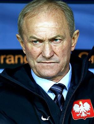 Franciszek Smuda, técnico da Polônia (Foto: Getty Images)