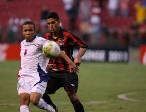 Atlético-PR e Paraná Clube na Arena, em 2011 (Foto: Divulgação/Site oficial do Atlético-PR)