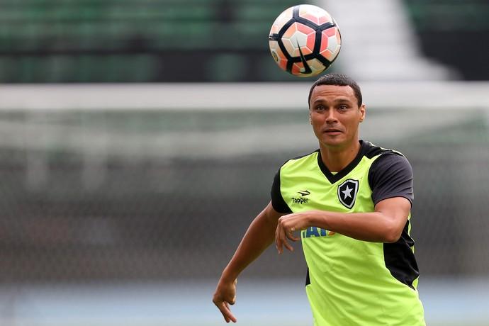 Emerson Silva Botafogo (Foto: Vitor Silva / SSpress / Botafogo)